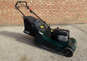 Rotary Mower Hire