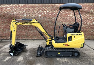 New Holland E18B