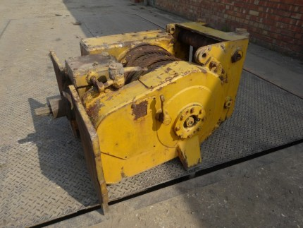 Heavy Duty PTO Winch