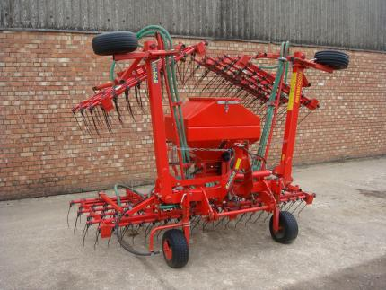 Einbock Grass Harrow