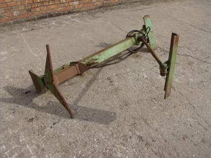 Dowdeswell Furrow Press Arm