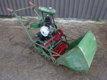 Atco cylinder mower