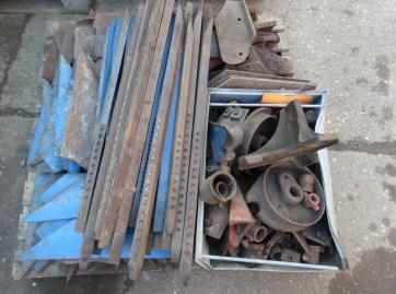 Ransome Plough Parts
