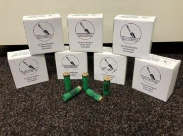 Field Marshall Starter Cartridges