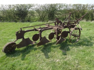 Ransome Trailed Plough