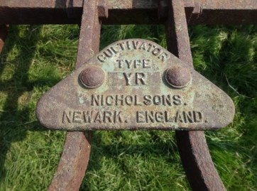 Nicholsons YR Cultivator