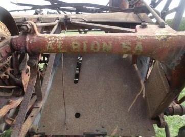 Albion 5a Binder