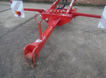 Kuhn Rear Drawbar
