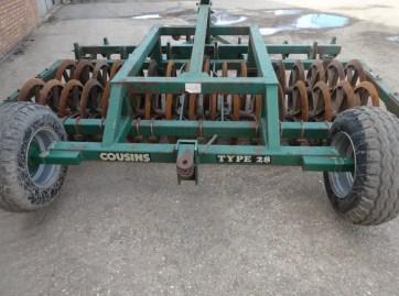 Cousins Type 28 Press