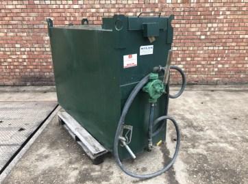 Wiles Fuel Tank
