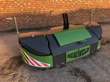 Agriweld Wheel Guard Vari-Weight