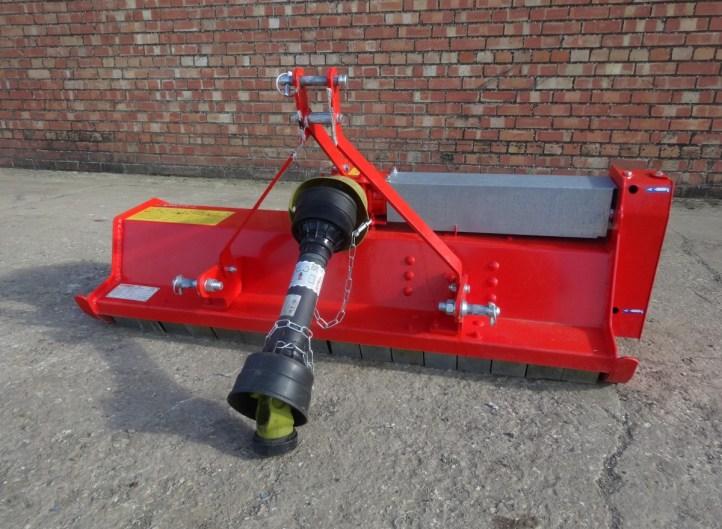 CT135 Flail Mower