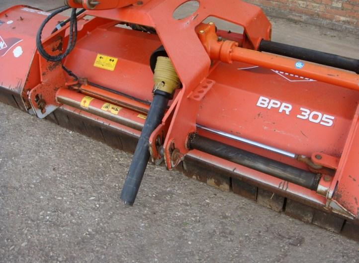 Kuhn BPR305 Flail Mower