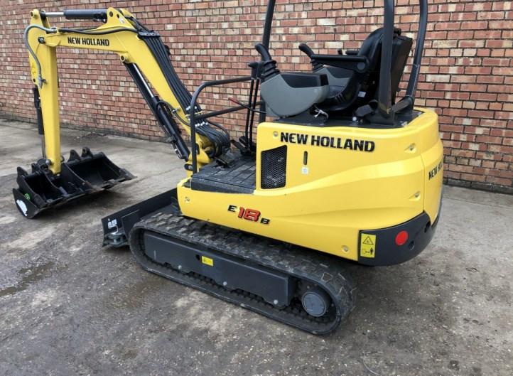 New Holland E18B