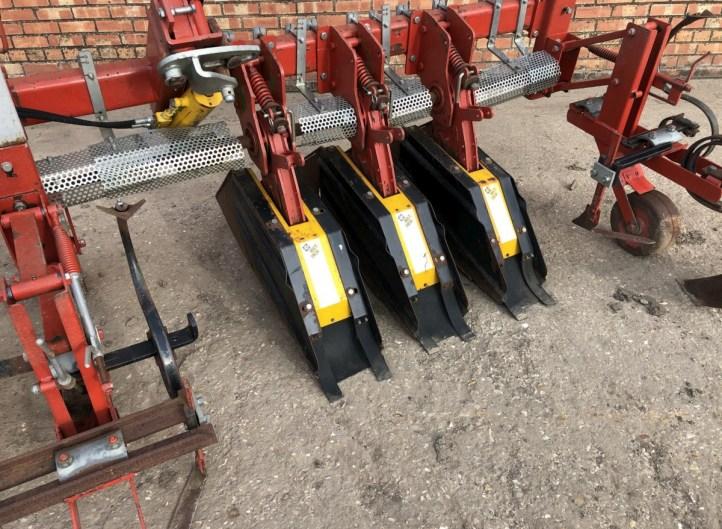 Badalini Multi-Row Rototiller